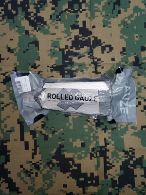 MARCH ROLLED GAUZE