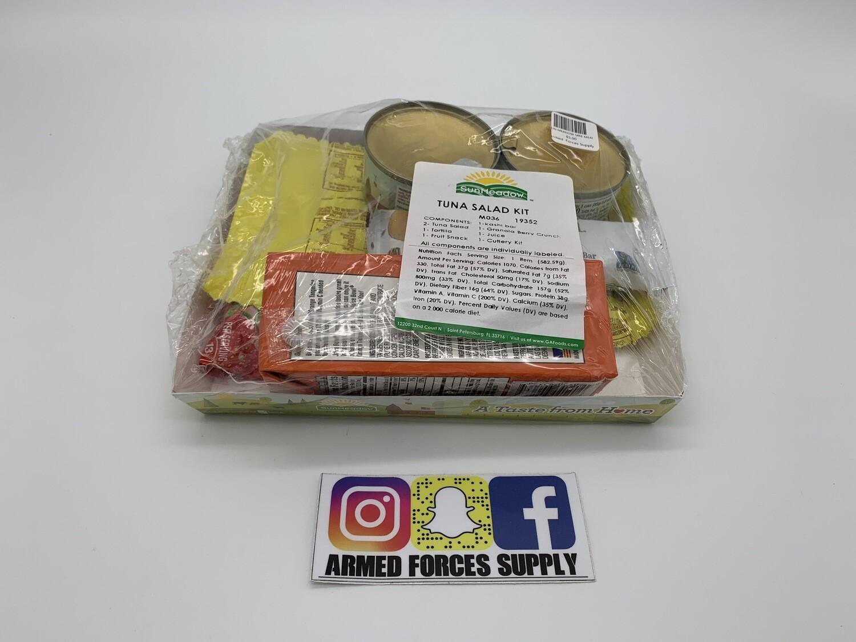 Military Sun Meadow Tuna Salad Meal