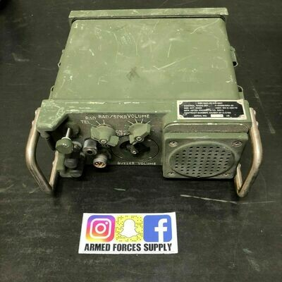 HMMWV C-2328B/GRA-39 RADIO SET CONTROL COMMUNICATION UNIT