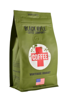 VINTAGE ROAST 12 OZ GROUND COFFEE