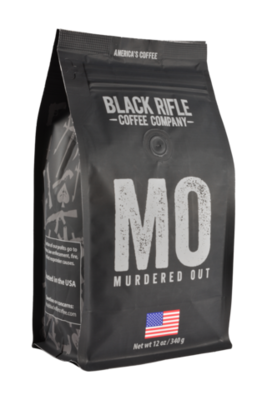 MURDER OUT 12 OZ GROUND COFFEE