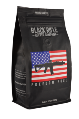 FREEDOM FUEL 12 OZ GROUND COFFEE