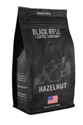HAZELNUT 12 OZ GROUND COFFEE