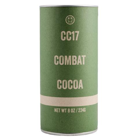 CC17 8 OZ COMBAT COCOA