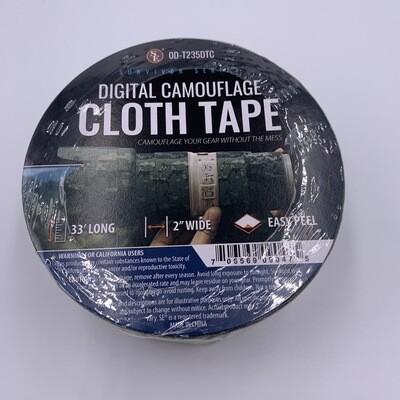 DIGITAL CAMO CLOTH TAPE