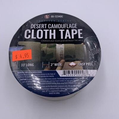 DESERT CAMO CLOTH TAPE