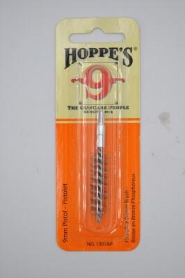 HOPPE'S 9MM PISTOL PHOSHOR BRONZE BRUSH