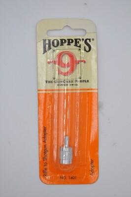 HOPPE'S RIFLE TO SHOTGUN ADAPTER
