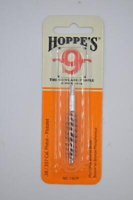 HOPPE'S .238/.357 CAL. PISTOL PHOSHOR BRONZE BRUSH