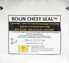 H&H BOLIN CHEST SEAL