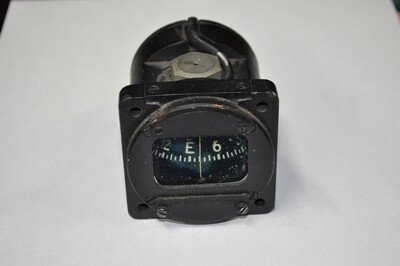 PILOT'S STANDBY MAGNETIC COMPASS