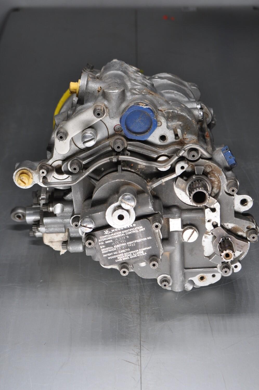 GE T-700 ENGINE MAIN FUEL CONTROL