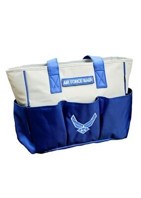 AIR FORCE DIAPER BAG/TOTE