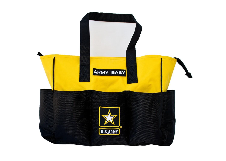 ARMY DIAPER BAG/TOTE