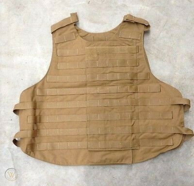 COYOTE TRIFOLD FLAK VEST
