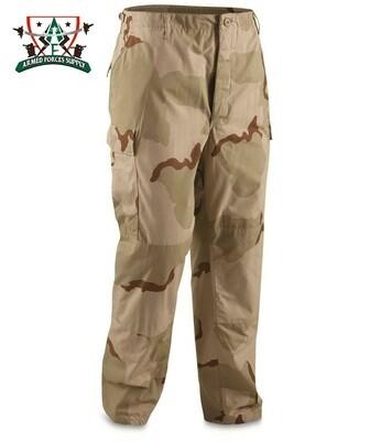 ARMY DCU UNIFORM PANTS
