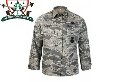 USAF ABU UNIFORM JACKET