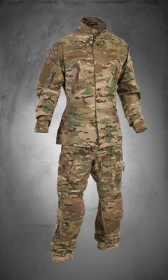 GENUINE ISSUE ARMY FLAME RESISTANT OCP AIRCREW UNIFORM