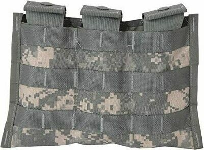 ACU MOLLE II M4 TRIPLE MAG POUCH