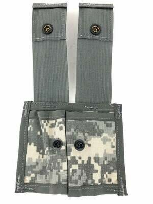 ACU MOLLE II PYROTECHNIC DOUBLE POUCH NSN: 8465-01-524-7625