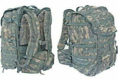 ARMY MOLLE II LARGE ACU RUCKSACK SDS PACK W/ FRAME NEW