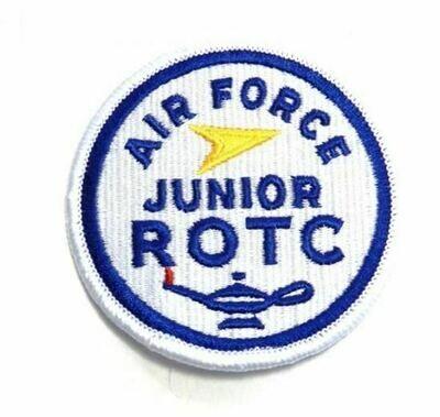 AIR FORCE JUNIOR ROTC BLUE/WHITE