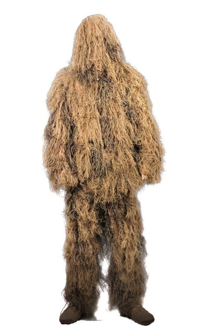 ROTHCO DESERT TAN LIGHTWEIGHT ALL PURPOSE GHILLIE SUIT