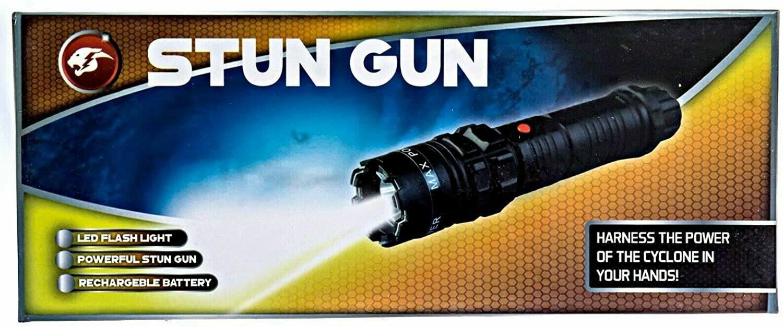 FIGHTSENSE FLASHLIGHT STUN GUN