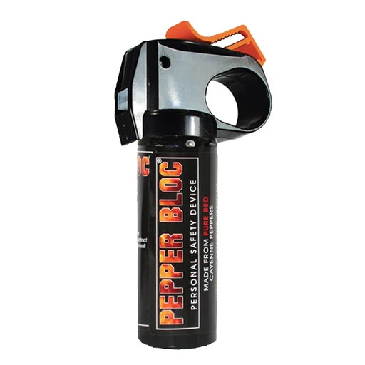 PEPPER BLOC 3 OZ OM5 PEPPER SPRAY