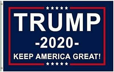 TRUMP 2020 KEEP AMERICA GREAT AGAIN FLAG