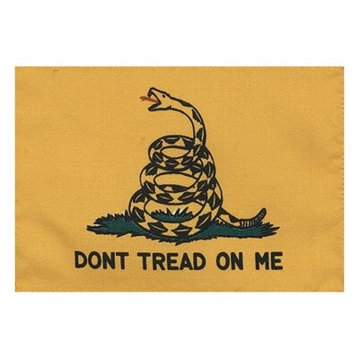 DONT TREAD ON ME FLAG ORIGINAL