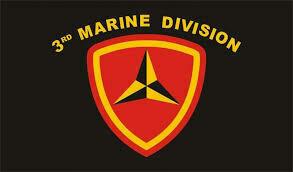 3RD MARINE DIVISION FLAG