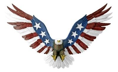 AMERICAN EAGLE GLORY WALL MOUNT