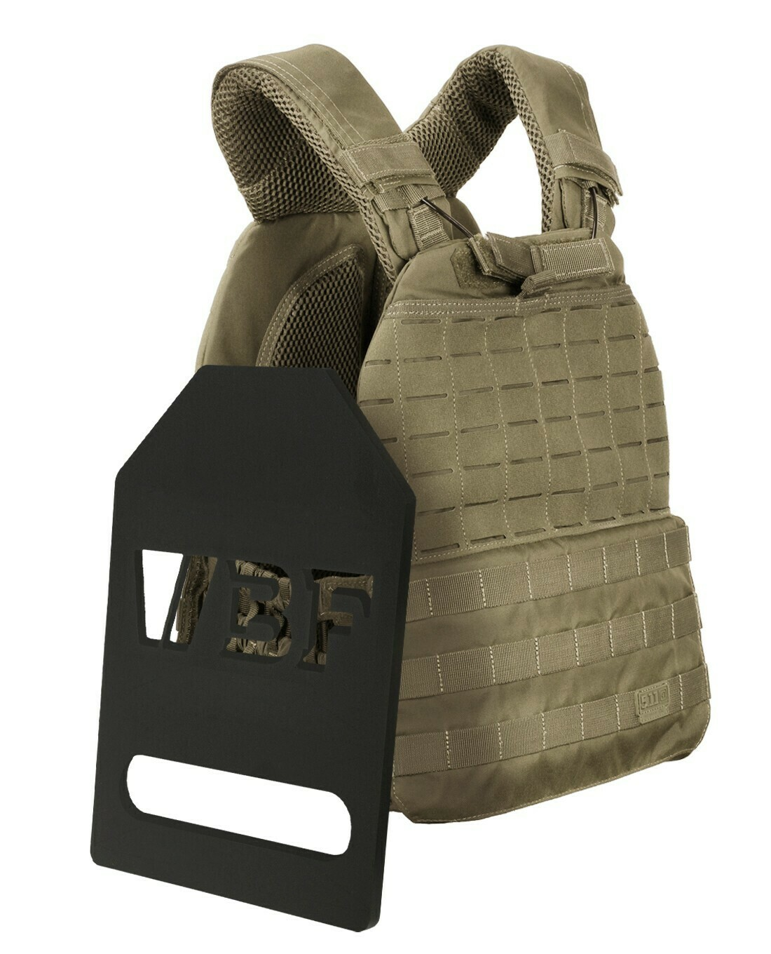 5.11 COYOTE CROSSFIT PLATE CARRIER