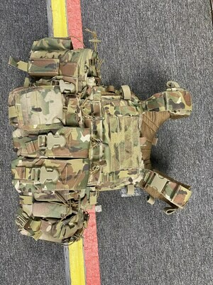 EAGLE INDUSTRIES OCP MULTICAM PLATE CARRIER W/ BACKPACK