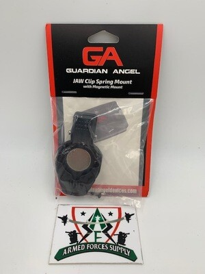 GUARDIAN ANGEL JAW CLIP SPRING MOUNT W/ MAGNETIC MOUNT