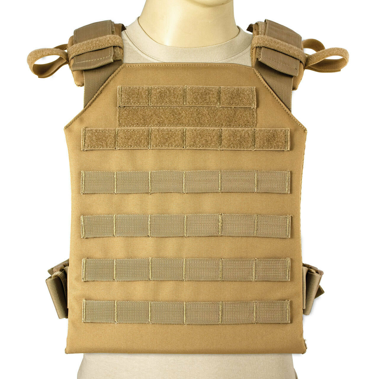 RED ROCK - MOLLE PLATE CARRIER