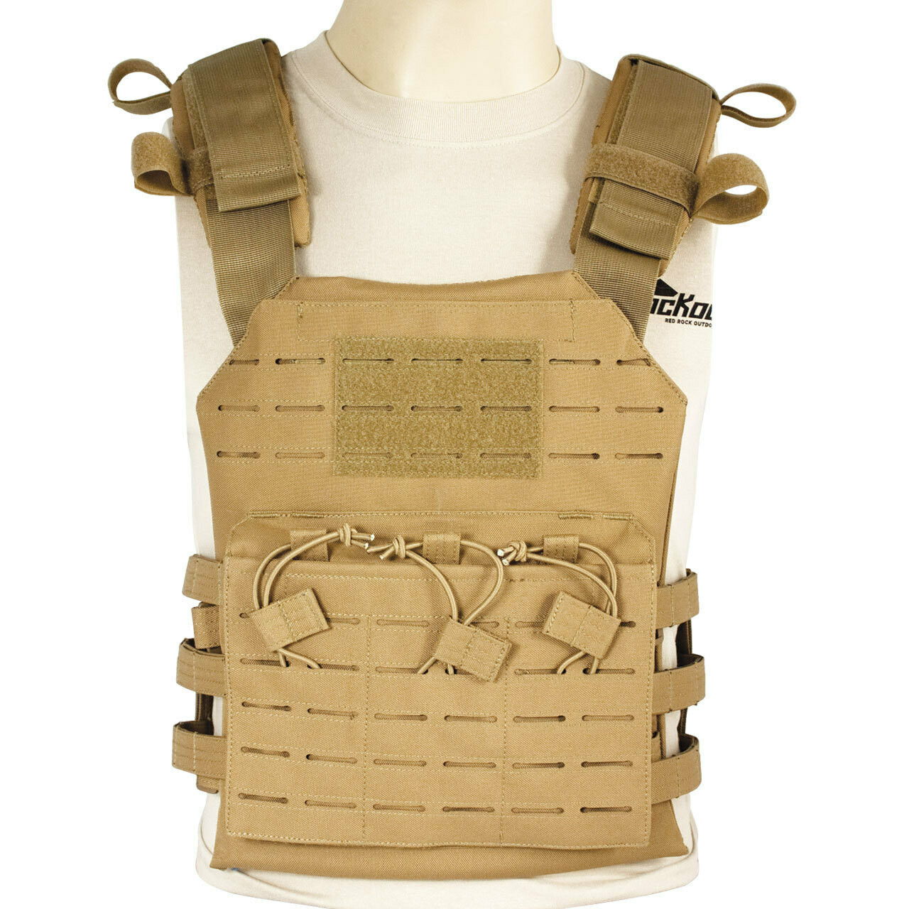 RED ROCK - LASER-CUT PLATE CARRIER