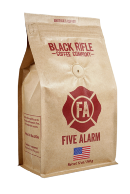 FIVE ALARM 12 OZ GROUND COFFEE