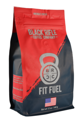 FIT FUEL 12 OZ GROUND COFFEE