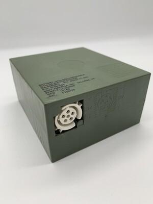 BA-5590B/U Lithium Sulfur Dioxide Non-Rechargeable Battery                                              NSN#6135-01-438-9450                             P/N BA-5590B/U