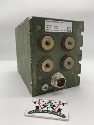 Military CVC Vehicle Control Power Supply NSN#5895-01-523-6218