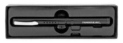 BLACK PEN SHAPED RECHARGEABLE STUN GUN TAZER