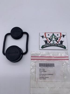 Aimpoint CompM4/M4s 12205 Bikini Lens Cover Mini Micro Reflex Red Dot Scope Sight NSN#5895-01-549-5835 P/N 11790