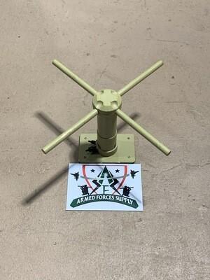Cooper KCVB UHF Satcom Antenna 225-400 Mhz P/N 21-30-29M                NSN# 5985-01-505-7578