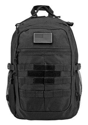 BLACK TACTICAL TRADITION BACKPACK