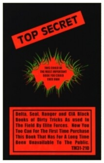 CIA BLACK BOOK OF DIRTY TRICKS TM31-210