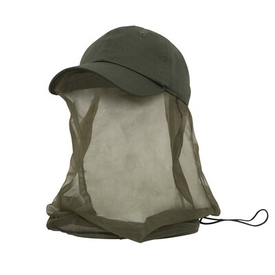 OD GREEN MOSQUITO NET CAP