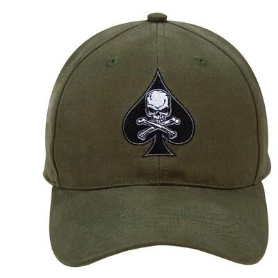 OD DEATH SPADE LOW PRO CAP