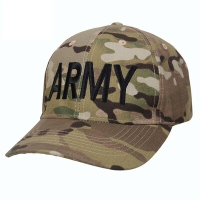 MULTICAM ARMY LOW PRO HAT